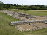 North Leigh Roman Villa  Remains of Manor Dating from 1st-3rd Century AD  North Leigh  England