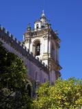The Monastery  Alcobaca  UNESCO World Heritage Site  Estremadura  Portugal  Europe