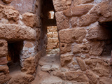 Nuragic Village of Palmavera  Alghero  Sardinia  Italy  Europe