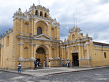 Iglesia San Pedro (Church of Saint Peter)  Antigua  UNESCO World Heritage Site  Guatemala