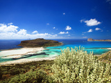 Balos Beach  Gramvousa  Crete  Greek Islands  Greece  Europe