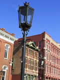 Historic Strand District  Galveston  Texas  United States of America  North America