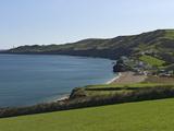 Hallsands Village and Start Point  South Devon  England  United Kingdom  Europe
