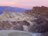 Zabriskie Point  Death Valley National Park  California  United States of America  North America