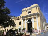 Hotel El Convento  Old San Juan  San Juan  Puerto Rico  West Indies  Caribbean  USA