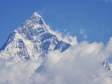 Machapuchare Seen from Sarangkot  Gandaki Zone  Western Region  Nepal  Himalayas  Asia