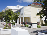 Historic District of Cockburn Town  Grand Turk Island  Turks and Caicos Islands  West Indies