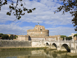 St Angelo Castle and National Museum  Rome  Lazio  Italy  Europe