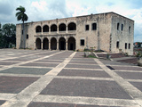 The Alcazar  Early 16th Century  Home of Christopher Columbus's Son  Diego  Dominican Republic