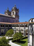 The Monastery  Alcobaca  UNESCO World Heritage Site  Portugal  Europe