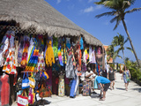 Store in Costa Maya Port  Quintana Roo  Mexico  North America