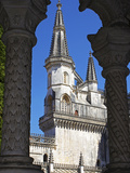 Santa Maria Da Vitoria Monastery  UNESCO World Heritage Site  Batalha  Portugal  Europe