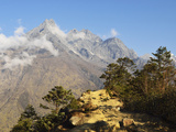 Tabuche Peak  Sagarmatha Nat'l Park  UNESCO World Heritage Site  Solukhumbu District  Nepal
