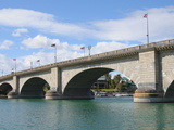 London Bridge  Lake Havasu City  Arizona  United States of America  North America