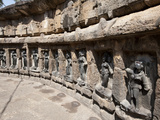 Some of 64 Yoginis in Hypaethral Yogini Temple  Worshipped for Assisting Goddess Durga  India