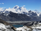 Renjo Pass of Mount Everest  Sagarmatha Nat'l Park  UNESCO World Heritage Site  Nepal