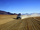 A 4x4 on the Southwest Circuit Tour  Bolivia  South America