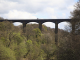 Pontcysyllte Aqueduct  UNESCO World Heritage Site  Llangollen  Denbighshire  North Wales  UK