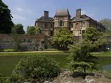 Moat and Grounds of Eltham Palace  Eltham  London  England  United Kingdom  Europe