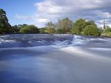 River Exe Near Brampford Speke  Devon  England  United Kingdom  Europe