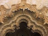 Unfinished Chapels  Santa Maria Da Vitoria Monastery  UNESCO World Heritage Site  Batalha  Portugal