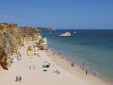 Praia Da Rocha  Algarve  Portugal  Europe