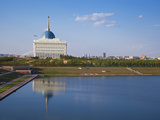 The Ak Orda  Presidential Palace of President Nursultan Nazarbayev  Astana  Kazakhstan
