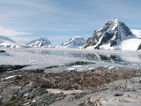 Peterman Island  Antarctica  Polar Regions