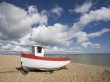 Boat on the Beach  Dungeness  Kent  England  United Kingdom  Europe