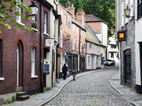 Elm Hill  Norwich  Norfolk  England  United Kingdom  Europe