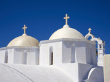Church  Chora  Amorgos  Cyclades  Aegean  Greek Islands  Greece  Europe