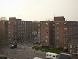 Council Owned Tower Blocks  Lawrence Road  London N15  England  United Kingdom  Europe