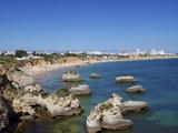 Praia Do Vau  Portimao  Algarve  Portugal  Europe