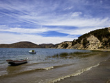 Kollabaya  Challapampa  Isla del Sol  Lake Titicaca  Bolivia  South America