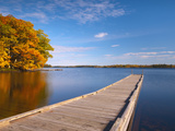 Meddybemps Lake  Maine  New England  United States of America  North America