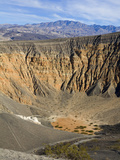 Ubehebe Crater in Death Valley National Park  California  United States of America  North America