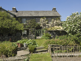 Hilltop  Sawrey  Near Ambleside  Home of Beatrix Potter  Lake District Nat'l Park  Cumbria  England