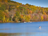 Lake Waramaug  Connecticut  New England  United States of America  North America