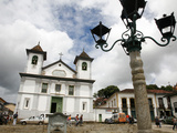 Catedral Basilica Da Se (Nossa Senhora Da Assuncao) at Praca Da Se  Mariana  Minas Gerais  Brazil