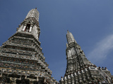 Wat Arun Temple (Temple of the Dawn)  Bangkok  Thailand  Southeast Asia  Asia