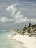 Deserted Island (Cay)  Eastern Providenciales  Turks and Caicos Islands  West Indies  Caribbean