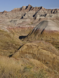 Badlands  Badlands National Park  South Dakota  United States of America  North America