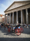 The Pantheon  Rome  Lazio  Italy  Europe