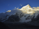 Nuptse Seen from Kala Patthar  Sagarmatha Nat'l Park  UNESCO World Heritage Site  Sagarmatha  Nepal