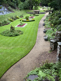 The Plantation Garde  Norwich  Norfolk  England  United Kingdom  Europe