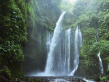 Air Terjun Tiu Kelep Waterfall  Senaru  Lombok  Indonesia  Southeast Asia  Asia