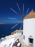 Oia  Santorini  Cyclades  Greek Islands  Greece  Europe