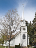 Historic St Peter's Episcopal Church  Carson City  Nevada  United States of America  North America