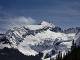 Hazleton Mountain in the Winter  San Juan Mountains  Colorado  USA  North America