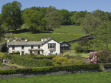 Castle Farm  Sawrey  Marital Home of Beatrix Potter  Lake District Nat'l Park  Cumbria  England
